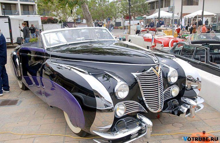 Тюнинг ретро автомобилей фото