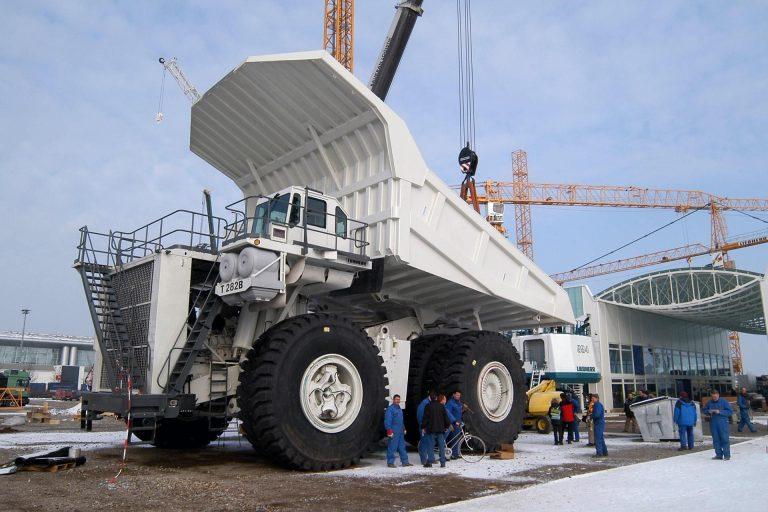 Самые большие грузовики в мире 10 фотография