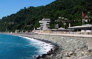 Пляж Сарпи (Грузия)
