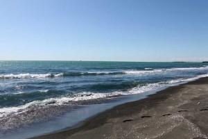 Пляж Уреки (Грузия)