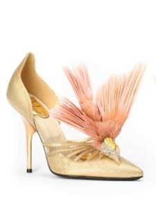 Туфли от Roger Vivier